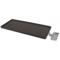 Coleman Hyperflame SwapTop Full SizeCast Iron Griddle, Black, Fits Coleman Hyperflame Stoves