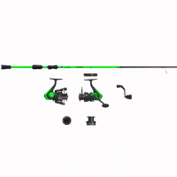 13 Fishing Code Neon- 6'7ML Spin Cmb 2000 Size Rl