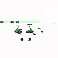 13 Fishing Code Neon- 6'7UL Spin Cmb 1000 Size Rl