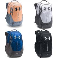 Under Armour Ua Hustle 3.0 Backpack, Black
