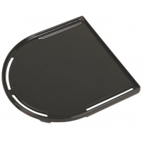 Coleman RoadTrip Swaptop Cast Iron Griddle Grill Accessory, Black