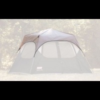 Coleman Instant Tent Rainfly, Tan, Fits 8x7ft 4-Person Coleman Instant Tent
