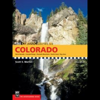 100 Classic Hikes In Colorado , Scott S. Warren, Publisher - Mountaineers Books