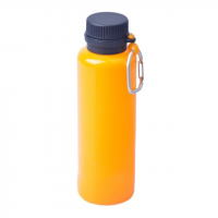 AceCamp Squeezable Silicone Bottle - 550 mL-orange