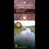 #6 Northeast Kingdom Qc/vt, North Forest Canoe Trail, Publisher - Mountaineers Books