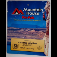 Mountain House Chili Mac Pro-Pak - 1 Serving