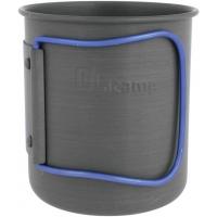 Olicamp Space-Saver Mug, Blue