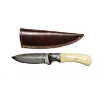 Titan Damascus Steel Hunting Knife by Titan TD-172, 8.1in