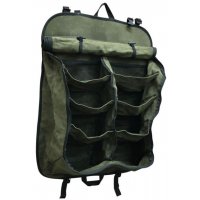 Overland Vehicle Systems Camping Storage Bag, #16 Waxed Canvas