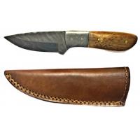 Titan Damascus Steel Fixed Knife 7in TD-094