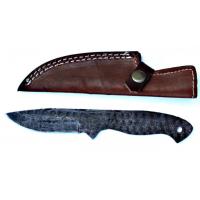 Titan Damascus Steel Fixed Knife 7.1in TD-038