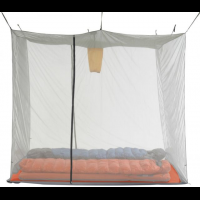 Exped Travel Box II Plus Mosquito Net-Grey