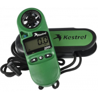 Kestrel 2000 Weather Meter / Thermo Anemometer, Green