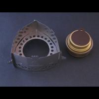 Clikstand T-2 Pot Stand & Trangia Burner