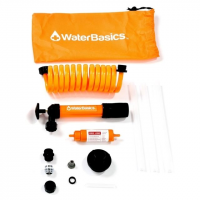 Water Basics Emergency Pump & Filter