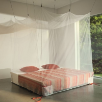 Cocoon Mosquito Box Net - Double-White