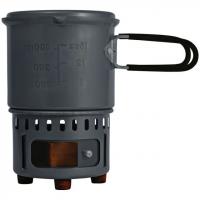 Bleuet Aluminum Cookset/stove