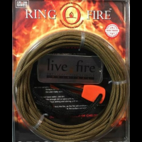 Live Fire Ring-O-Fire-Coyote Brown