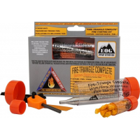 Epiphany Outdoor Gear Pocket Bellows Weatherproof 3-Piece Fire Starting Kit