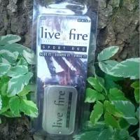 Live Fire Sport Duo Emergency Fire Starter