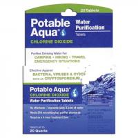 Potable Aqua Chlorine Dioxide Tablets 713233