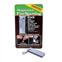 Doan Magnesium Fire Starting Tool, Magnesium, Weight - 1. 8702