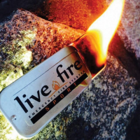 Live Fire Original Emergency Fire Starter