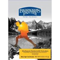 Backpacker's Pantry Multigrain Buttermilk Hotcakes - 2 Servings