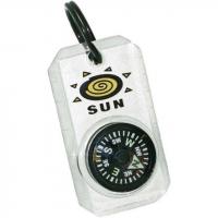 Sun Mini Comp I Clear Mini Compass