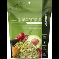 Alpine Aire Foods Classic Guacamole - 2 Servings