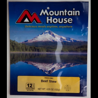 Mountain House Beef Stew - 2 Servings