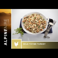 Alpine Aire Foods Wild Thyme Turkey - 2 Servings