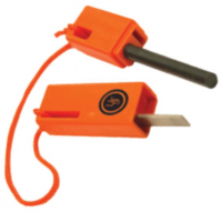 UST Spark Force Fire Starter, Orange 20-310-259