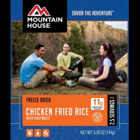 Mountain House Chicken Fried Rice - Pouch