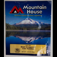 Mountain House Beef Stroganoff With Noodles -2 Servings