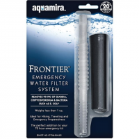 Aquamira Frontier Filter Straw