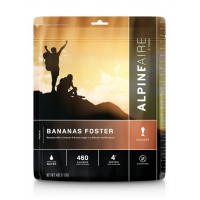 Alpine Aire Foods Bananas Foster - 2 Servings