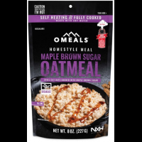Omeals Homestyle Meal, Maple Brown Sugar Oatmeal