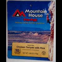 Mountain House Chicken Teriyaki Pro-Pak - 2 Servings