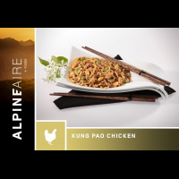 Alpine Aire Foods Kung Pao Chicken - Serves 2
