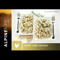 Alpine Aire Foods Honey Lime Chicken - 2 Servings