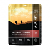 Alpine Aire Foods Spicy Sausage Pasta - 2 Servings