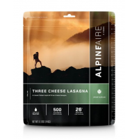 Alpine Aire Foods Three Cheese Lasagna- 2 Servings