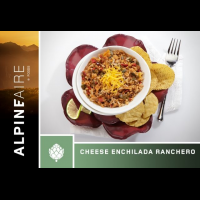 Alpine Aire Foods Cheese Enchilada Ranchero - 2 Servings