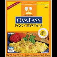OvaEasy Whole Egg Crystals - 6 Eggs (Pouch)