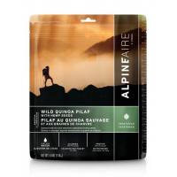 Alpine Aire Foods Wild Quinoa Pilaf with Hemp Crispies - 2 Servings