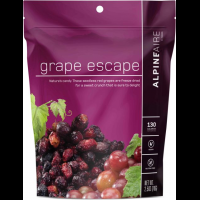 Alpine Aire Foods Grape Escape - 2 Servings
