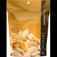 Alpine Aire Foods Just Peachy - 2 Servings