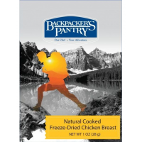 Backpacker's Pantry Cooked Chicken 2 Servings