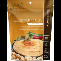 Alpine Aire Foods Spicy Southwest Hummus - 2 Servings